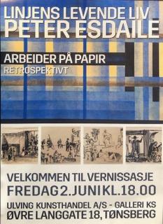 Linjens Levende Liv Peter Esdaile