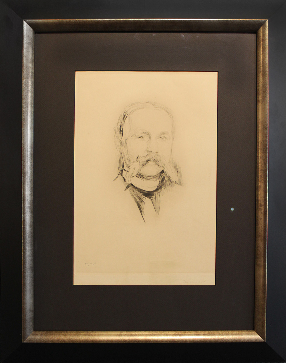 Edvard Much Dr. Hermann Seidel. 1895. Woll 28